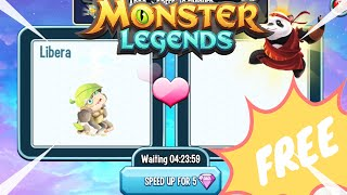 Monster Legends: How To Breed Mr. Not Found  Every Ways Of Getting Mr. Not Found For FREE!