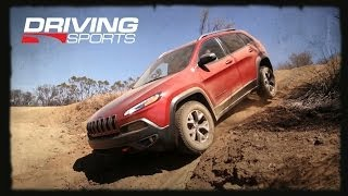 2014 Jeep Cherokee Trailhawk Offroad Review