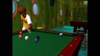 The Sims 2: University PC Gameplay - Pool Hall Party