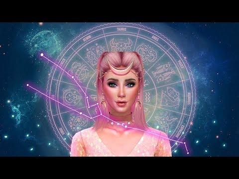 Taurus - Zodiac CAS | THE SIMS 4