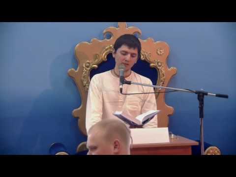 Шримад Бхагаватам 1.11.34 - Нитай Гаура прабху