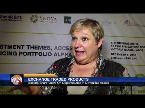 EXCHANGE TRADED PRODUCTS: Experts Share Views On Opportunities In Diversified Assets