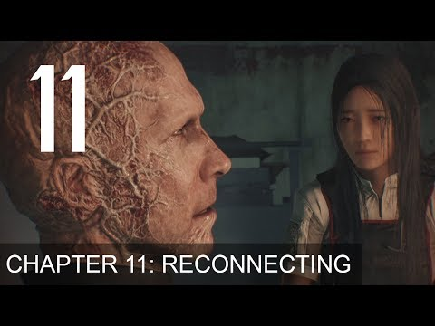 The Evil Within 2 Chapter 11 Reconnecting Walkthrough Gameplay