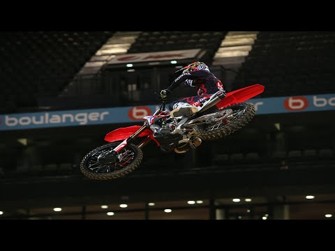 2017 Paris SX | Cole Seely Saturday Fast Qualifier | TransWorld Motocross
