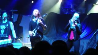 battle beast touch in the night bratislava 2015