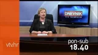VTV Dnevnik najava 20. ožujka 2017.