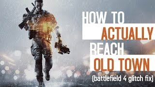 Battlefield 4 Tashgar Mission Crash with a Fix!