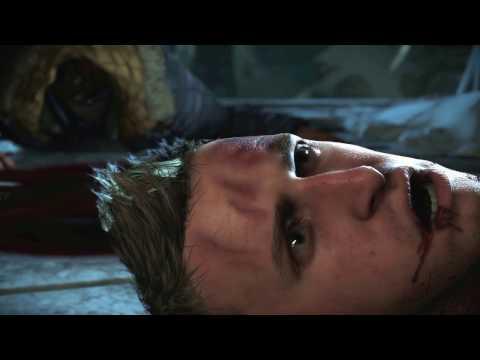 Смерть в Until dawn (дожить до рассвета) - Эшли не впустила Криса