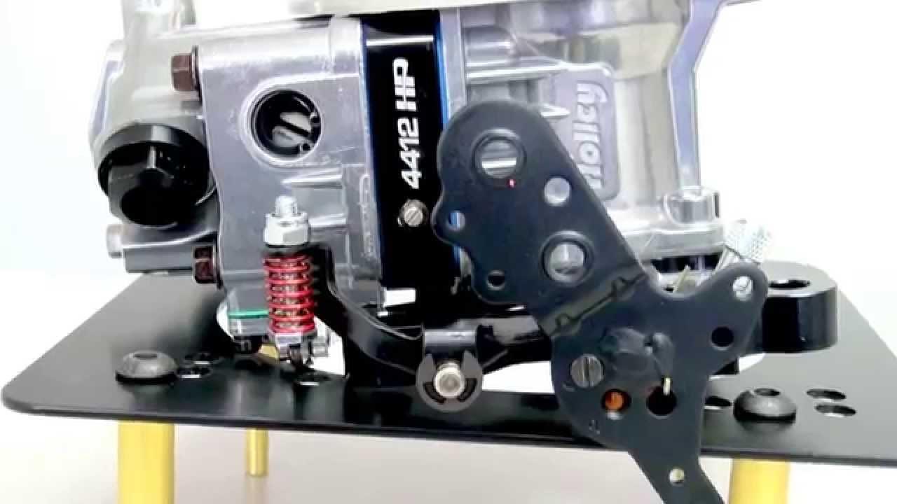 Holley Aluminum Ultra HP 2-Barrel Carburetors - Summit Racing
