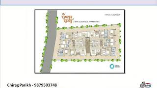 3 BHK Flat For Sale in Ishwar Magna, Mithakhali, Ahmedabad, In…