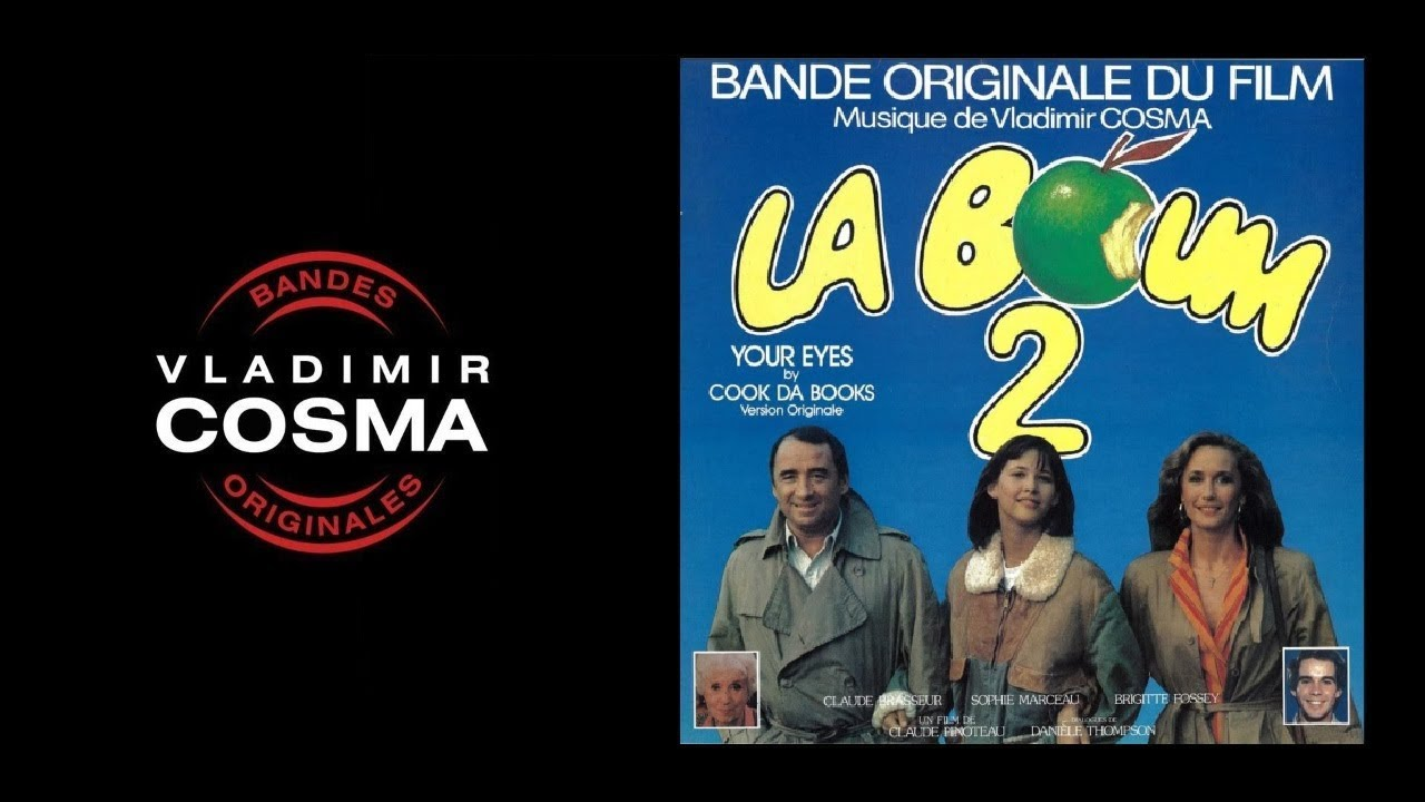 Vladimir Cosma - La Boum (Original Soundtrack)