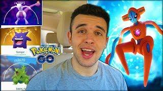 DEOXYS RAID GUIDE! NEW EX RAID BOSS! (Pokémon GO)