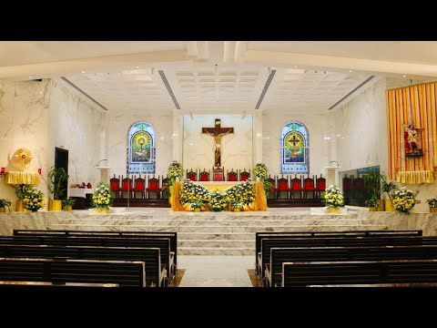 25th Weekdays In Ordinary Time - Year - II - Thursday- 24-09-2020 - 7.00 Pm - Holy Mass