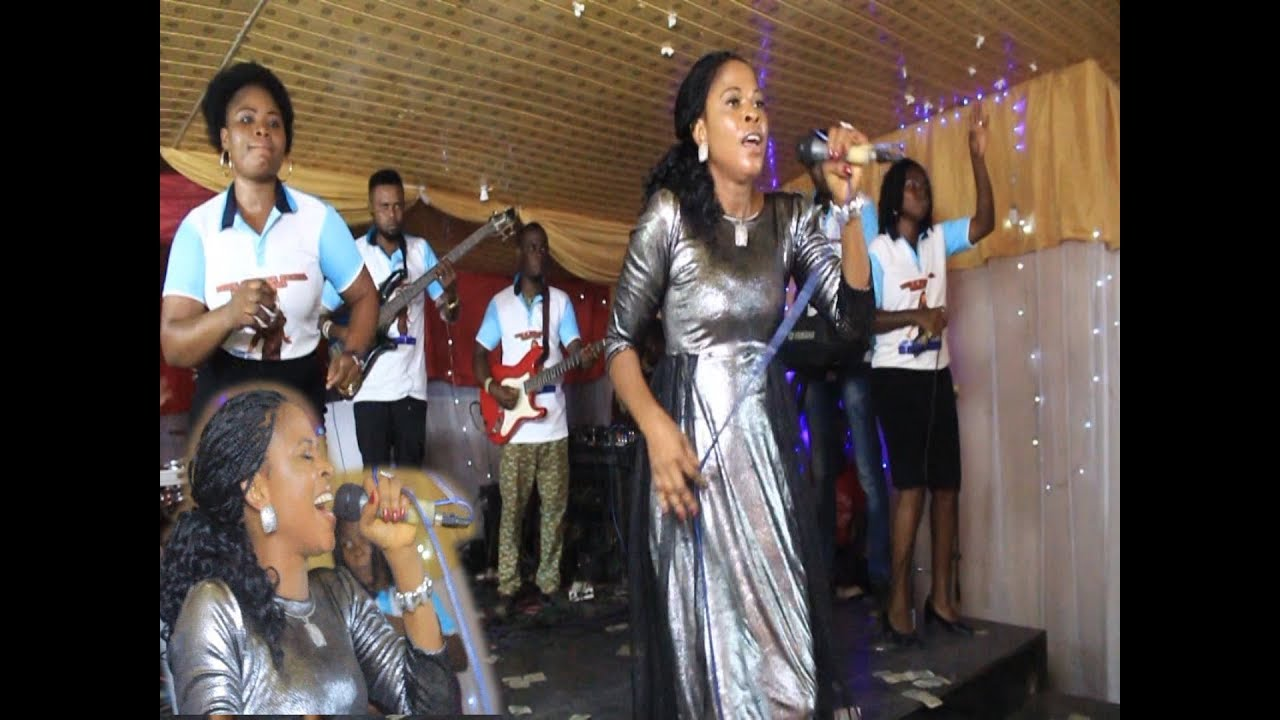 Download Sister Blessing live on stage 3 tracks in one