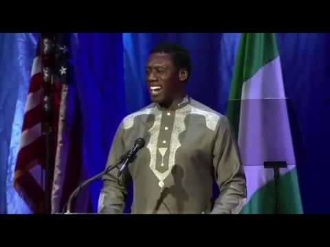 I am proud to be a son of NigeriaHollywood actor, Hakeem KaeKazim Nigerian Entertainment