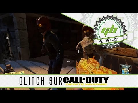 GLITCH | IW : Spot d'invincibilité/AFK sur la carte