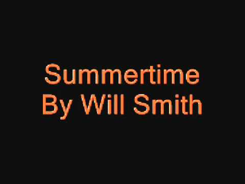 Summertime - Will Smith