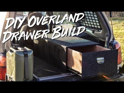 EASY DIY OVERLAND DRAWER BUILD