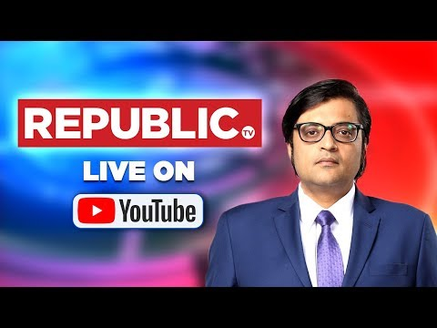 Republic TV   Watch 2019 Lok Sabha Election Results  With Arnab Goswami