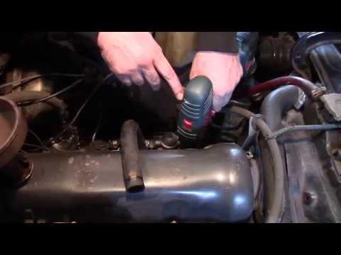 Lada Niva Замена моторного масла с промывкой ВАЗ 2101-07.нива
