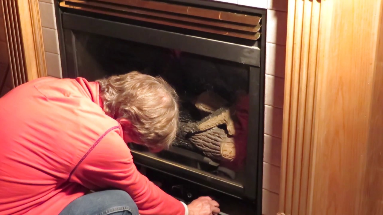 Obadiahs Gas Fireplace Troubleshooting  How To Disassemble a Direct Vent Fireplace Pt 1  YouTube