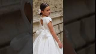 """Vestido de comunión """"Payton"""" - Miquel Suay - colección 2017"""