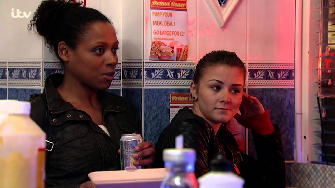 Coronation Street - Sophie And Jenna Question Sally's ...