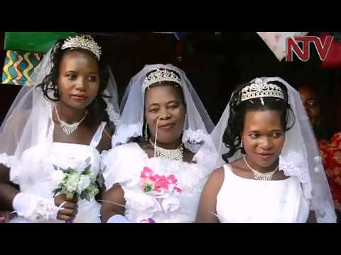 Man Marries 3 Women Aged 48, 27, 24 At Once, 2 Of Them Are Sisters (Watch Video)