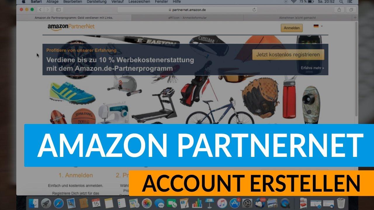 Amazon Account Erstellen