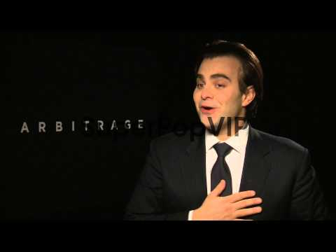 INTERVIEW - Nicholas Jarecki on Richerds character and hi...