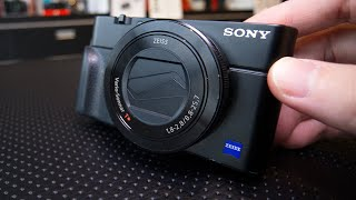Sony RX100 III Hands-On and Opinion