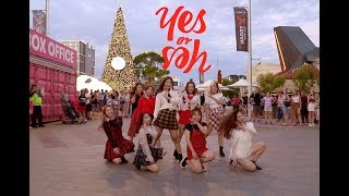"Kpop In Public Challenge  Twice ""yes Or Yes"" Dance Cover By Play Danc"