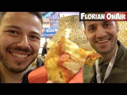 Je squatte le CHAMPIONNAT de FRANCE de PIZZA - VLOG #776