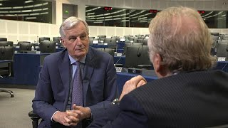 EU needs to 'learn from Brexit', chief negotiator Michel Barnier tells Euronews Video