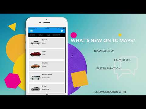 TC MAPS - Mobile App for Professional Car Selling - TC Systems (Vietnam)