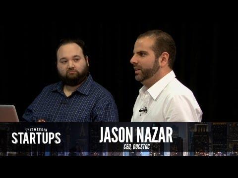 - Startups - News Panel with Jason Nazar and Marshall Kirkpatrick - TWiST #246