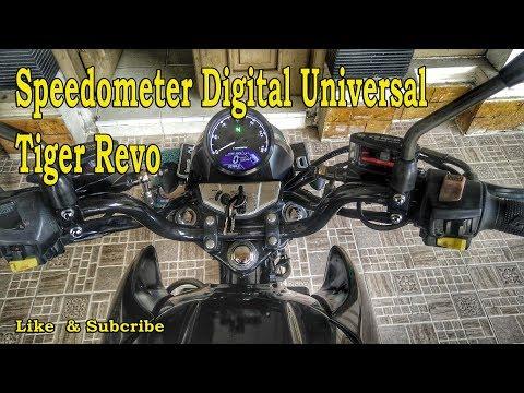 Trail Tech Vapor Cafe Racer Rpm
