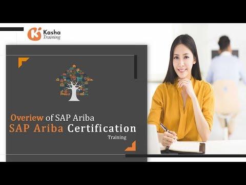 SAP Ariba Online Training, Courses, Certification, Materials