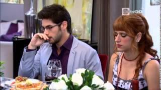 Los Maldini descubrieron que Ariana estuvo con Sergio Estrada - Al fondo hay sitio - 14/05/2015