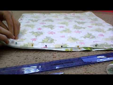 How To Make A Doll Bedding Set Part 1 Blanket Head And