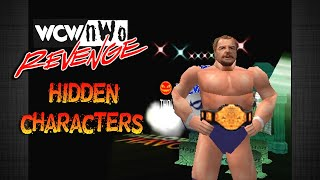 WCW/nWo Revenge - Hidden Characters