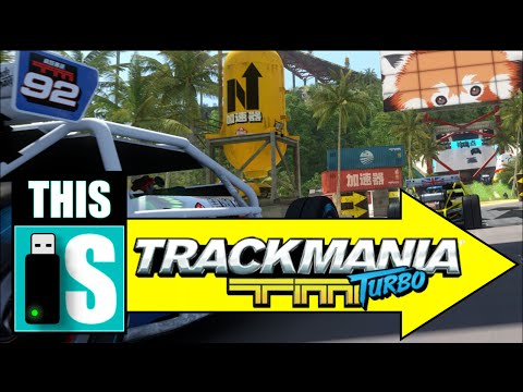 trackmania turbo pc review youtube. Black Bedroom Furniture Sets. Home Design Ideas