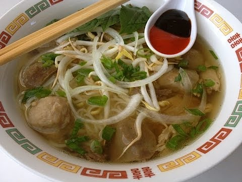 How to make pho