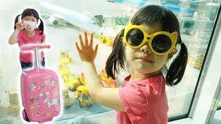 로미유 태국 파타야 가족 여행 Romiyu Family Tour Ride-On Toy Kick board Scooter Toy - 로미유 Romiyu Story