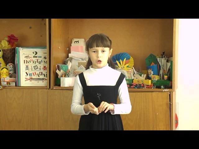 Изображение предпросмотра прочтения – ВиладаТокарева читает произведение «Стрекоза и Муравей» И.А.Крылова