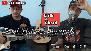 Download Lagu INNAL HABIBAL MUSTHOFA   cover akustik mp3