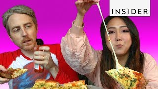 Prince Street Pizza Vs. Artichoke Basille's Pizza | Which Is Better? Ep 3