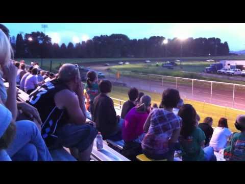 Sioux Speedway Stock Car A 6-16-11