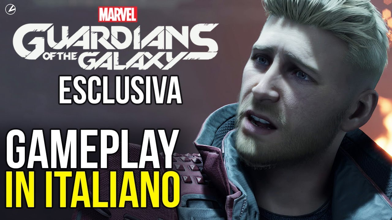 Download Guardians of the Galaxy PS5: GAMEPLAY ITALIANO (ESCLUSIVA)