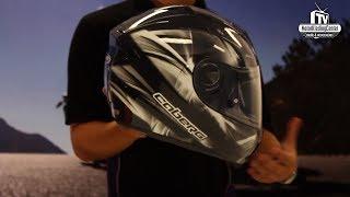 Caberg Ego Motorhelm Review - MotorKledingCenterTV